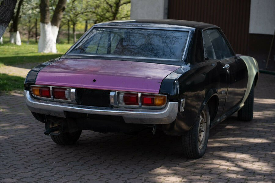 1976 Toyota celica ra24 from california perfect For Sale (picture 4 of 6)