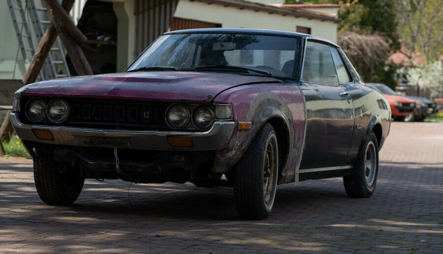 1976 Toyota celica ra24 from california perfect For Sale (picture 5 of 6)