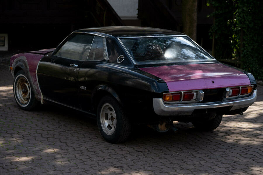1976 Toyota celica ra24 from california perfect For Sale (picture 6 of 6)