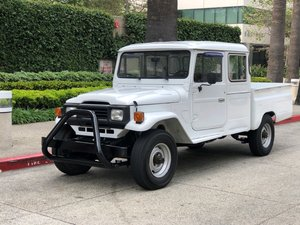 Picture of 1989 Toyota Land Cruiser FJ 45 SOLD