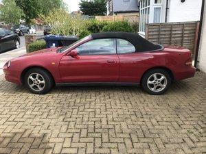 1995 Celica Low mileage cabrio