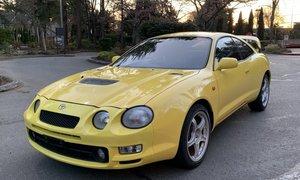 1995  Toyota Celica GT-Four ST205 HatchBack RHD 5-spd $14k