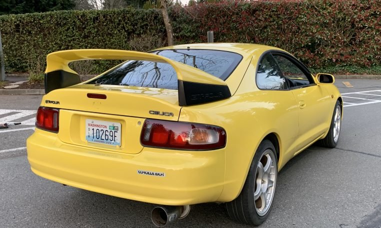 1995 Toyota Celica GT-Four ST205 HatchBack RHD 5-spd $14k For Sale (picture 2 of 6)