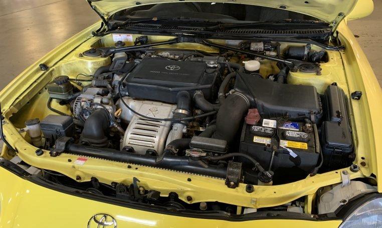 1995 Toyota Celica GT-Four ST205 HatchBack RHD 5-spd $14k For Sale (picture 5 of 6)