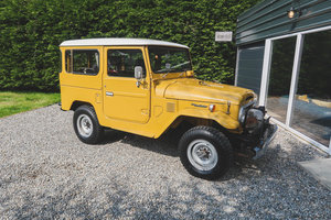 Picture of 1979 Beautiful Toyota Land Cruiser BJ40 SOLD