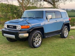 2012 TOYOTA FJ CRUISER 4.0 V6 RHD FJ40 * MODERN DAY LAND CRUISER