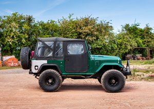 Picture of 1975 Toyota FJ Land Cruiser SOLD by Auction