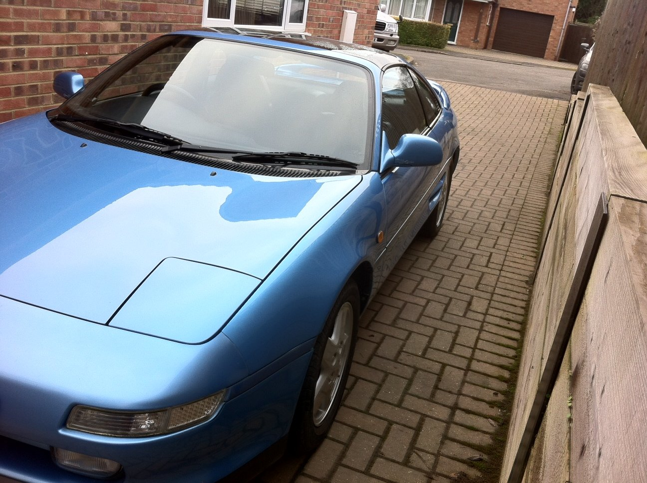1992 MR2 gt t-bar. Leather. air-con. 79k miles. For Sale (picture 4 of 5)