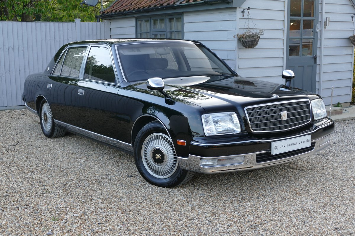 1997 (P) Toyota Century V12 5.0 For Sale (picture 1 of 6)