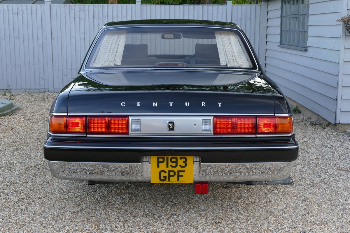 1997 (P) Toyota Century V12 5.0 For Sale (picture 2 of 6)