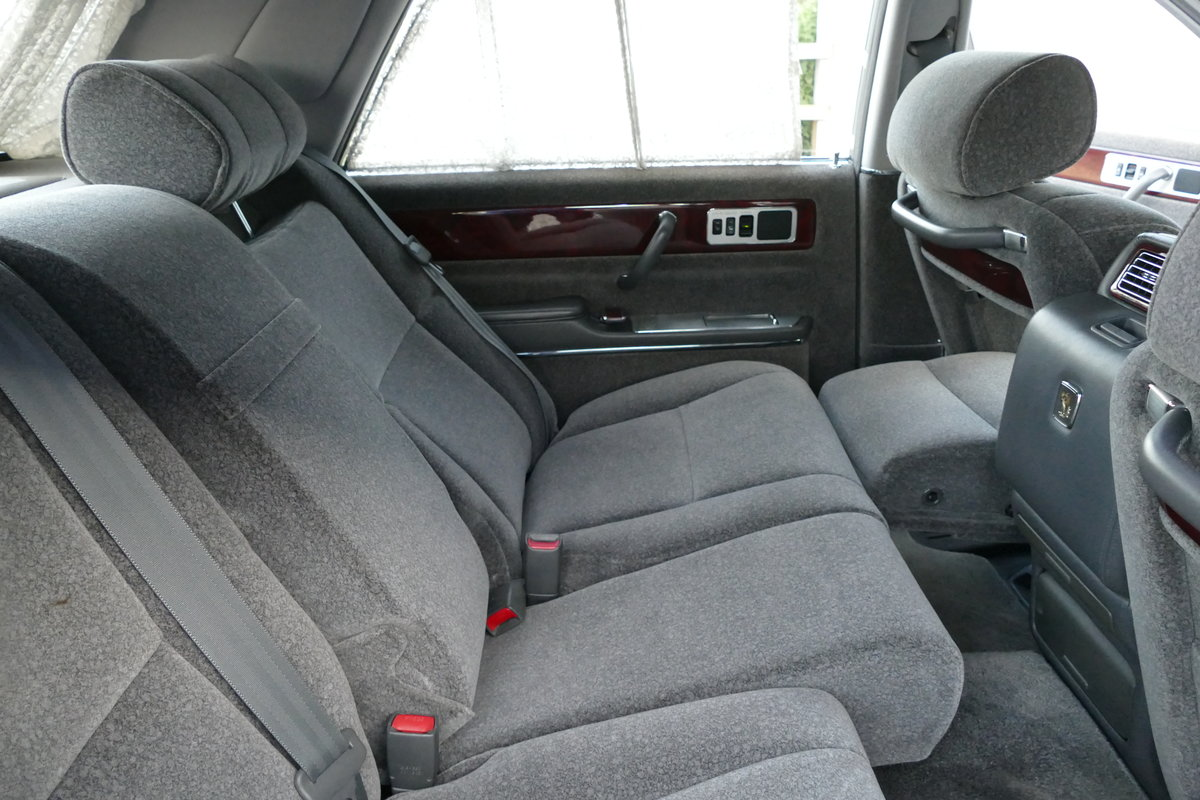1997 (P) Toyota Century V12 5.0 For Sale (picture 4 of 6)