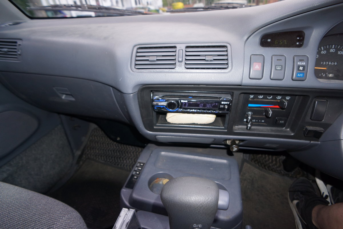 1992 TOYOTA TOWNACE ROYALE 8 SEATER For Sale (picture 3 of 6)