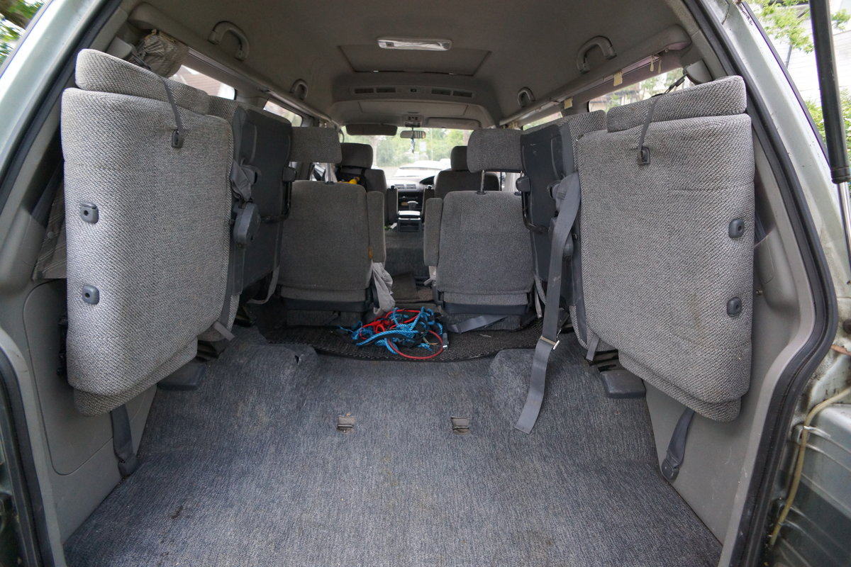 1992 TOYOTA TOWNACE ROYALE 8 SEATER For Sale (picture 4 of 6)