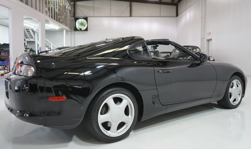 1993 Toyota Supra Targa  For Sale (picture 2 of 6)