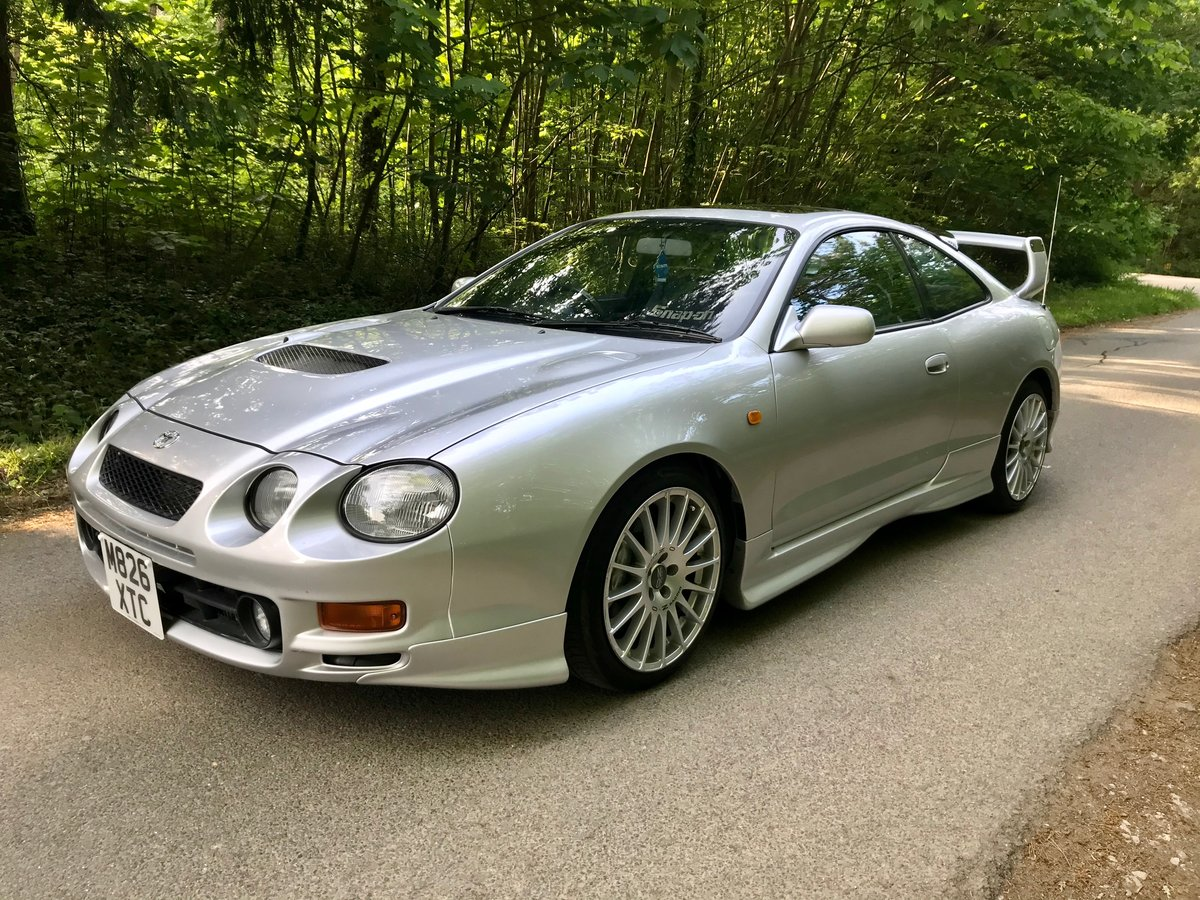 1994 Toyota Celica GT4 2.0 Turbo For Sale (picture 4 of 5)
