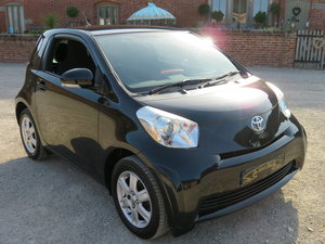 TOYOTA IQ VVT-I CVT 998CC 2011 Covered 41K Miles from New For Sale