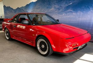 1985 Toyota MR2 mk1 For Sale