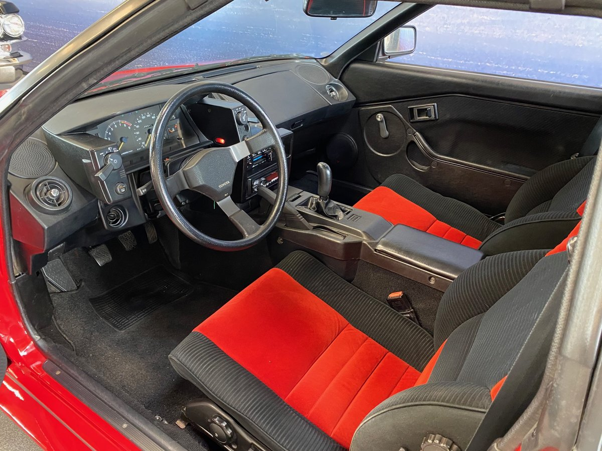 1985 Toyota MR2 mk1 SOLD (picture 6 of 6)