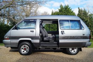 low mileage 1991 Toyota 4WD DAY VAN -Like spacecruiser! For Sale