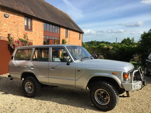 Toyota Land Cruiser FJ60 - Very rare and cool
