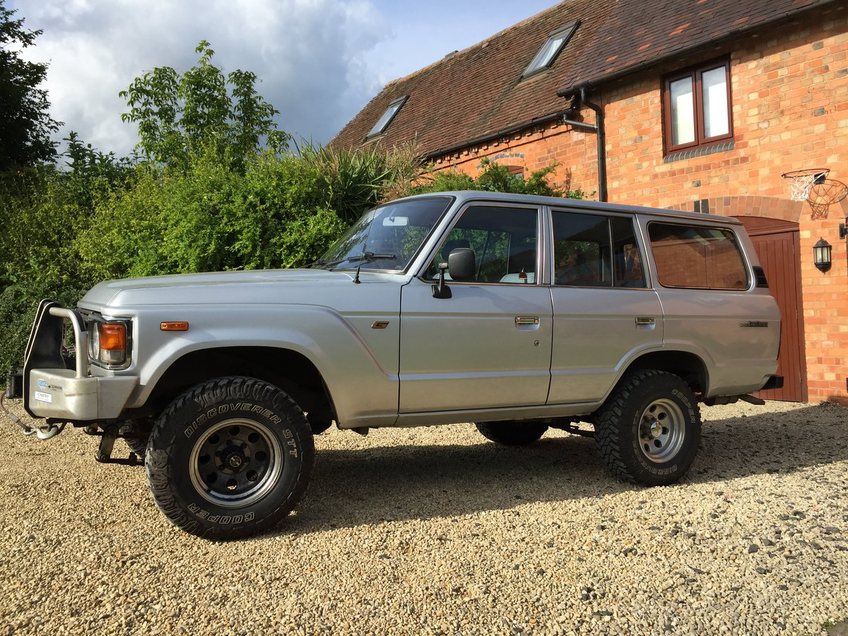 1987 Toyota Land Cruiser FJ60 - Very rare and cool SOLD (picture 2 of 6)