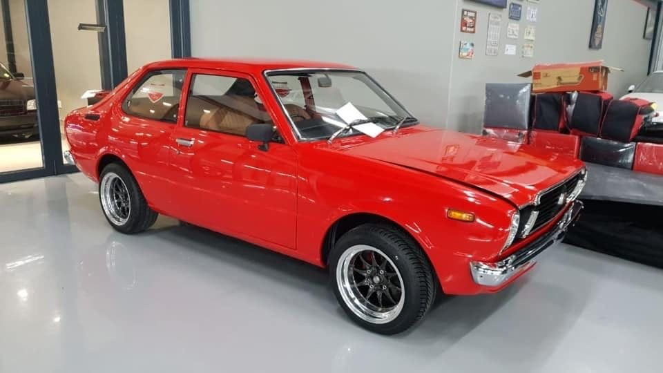 1979 Toyota Corolla KE30 Coupe 2 Door For Sale (picture 1 of 6)