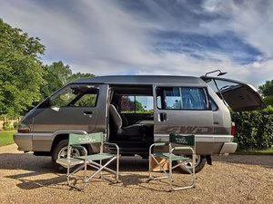 low mileage 1991 Toyota 4WD DAY VAN -Like spacecruiser! SOLD