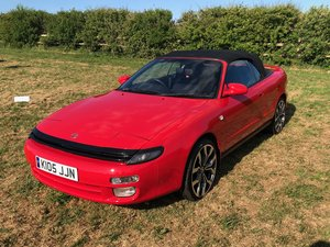 Picture of 1993 Toyota Celica ST183 Convertible 4WS For Sale