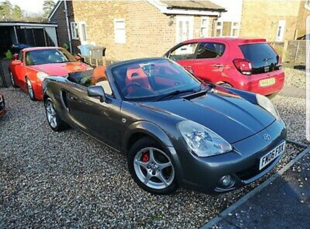 2006 Toyota MR2 Great example, rare colour seat combo For Sale (picture 1 of 6)