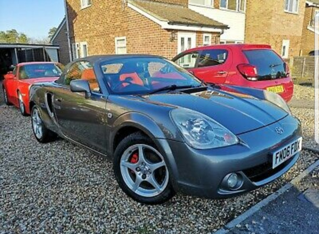 2006 Toyota MR2 Great example, rare colour seat combo For Sale (picture 3 of 6)