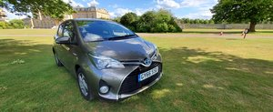 2016 (66) TOYOTA YARIS - 1.5 T4 HYBRID, ZERO ROAD TAX