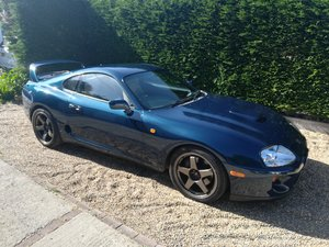 1993 Toyota Supra Twin Turbo Auto UK car