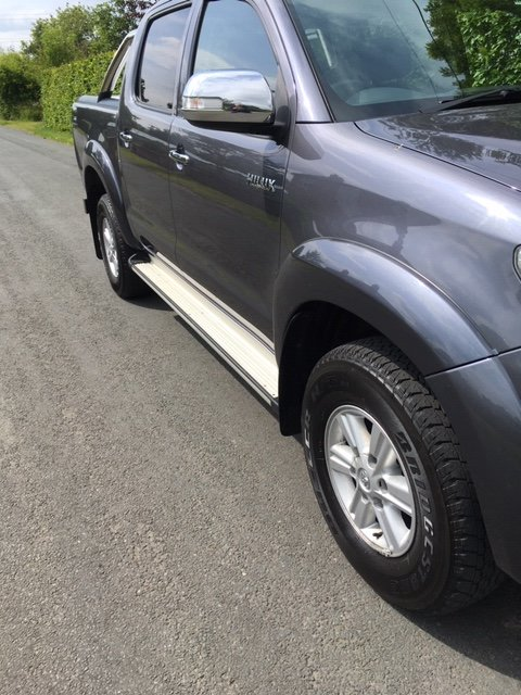 2014 Toyota Hilux  For Sale (picture 6 of 6)