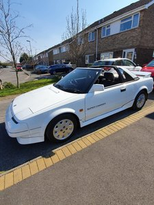 1988 Toyota Mr2 Mk1 Aw11 JDM supercharger T-bar