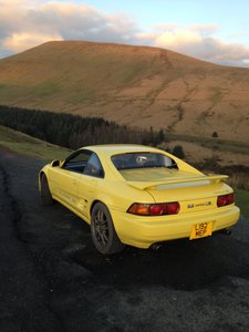 1994 Toyota mr2 rev3 tin top import