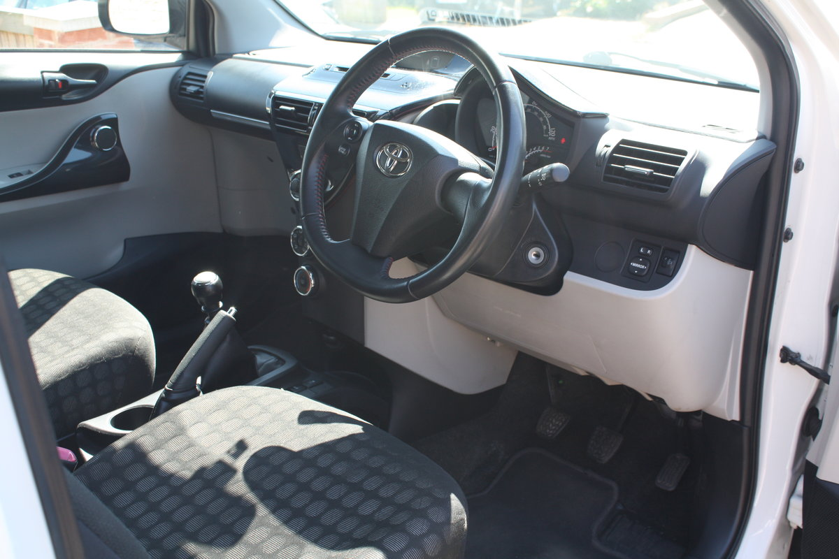 2012 Toyota IQ VVTi 1.0 93k Free Road Tax For Sale (picture 5 of 6)