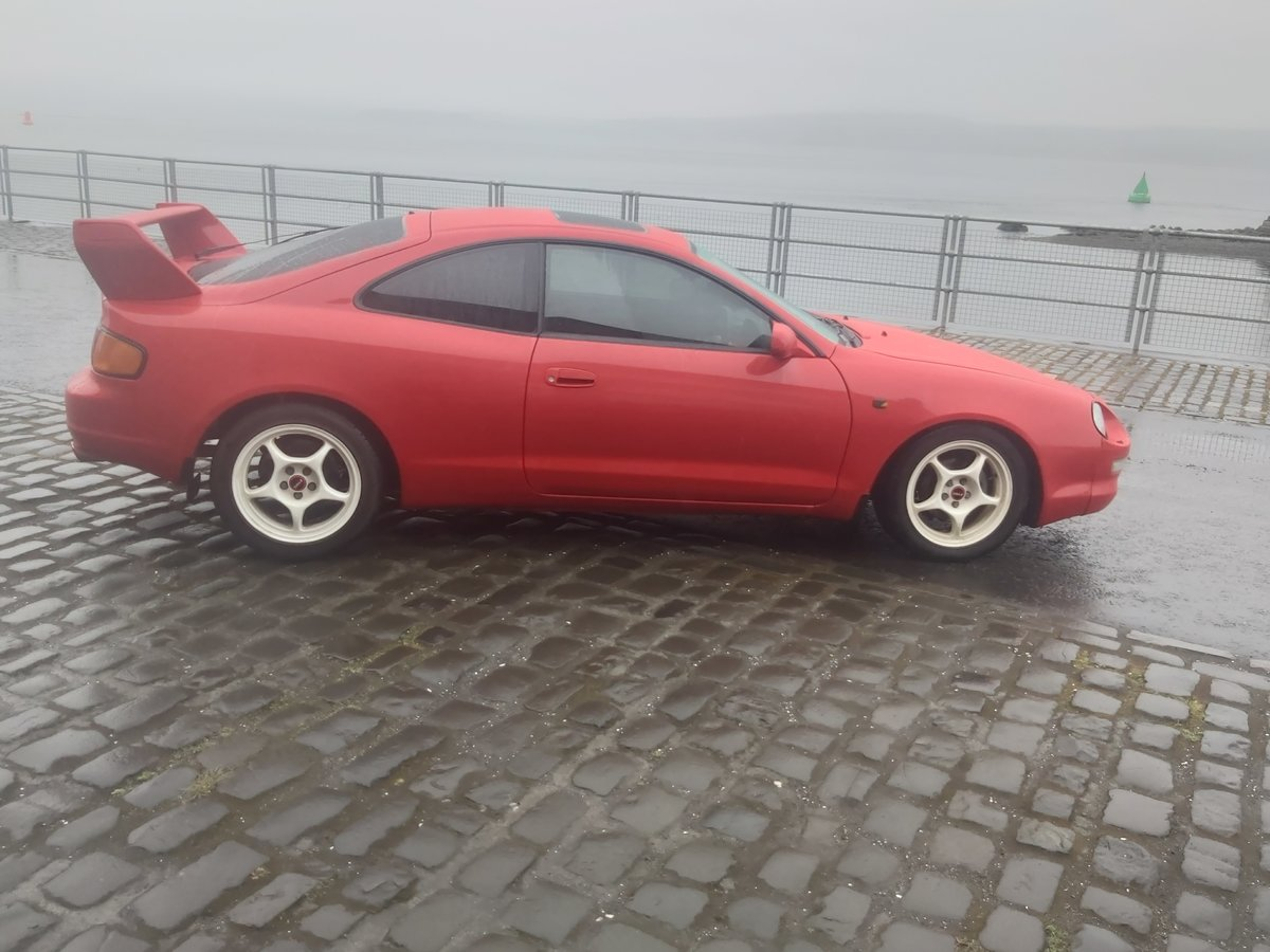1997 Toyota celica gen 6  2ltr st For Sale (picture 4 of 6)