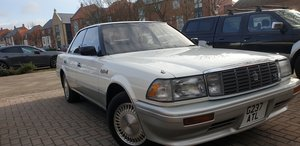 1990 Toyota Crown Royal Saloon