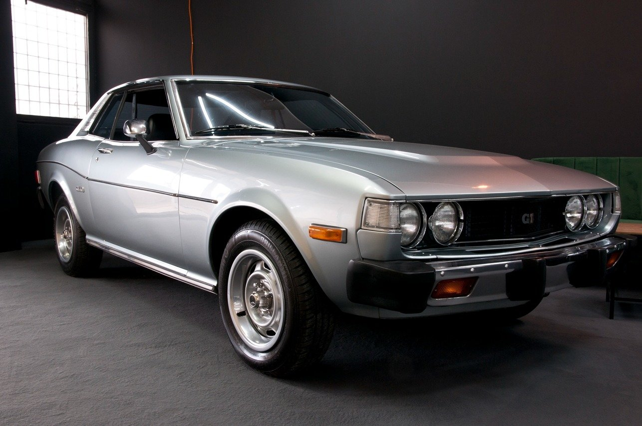 1976 Toyota Celia GT Ra24  Restored! For Sale (picture 1 of 6)