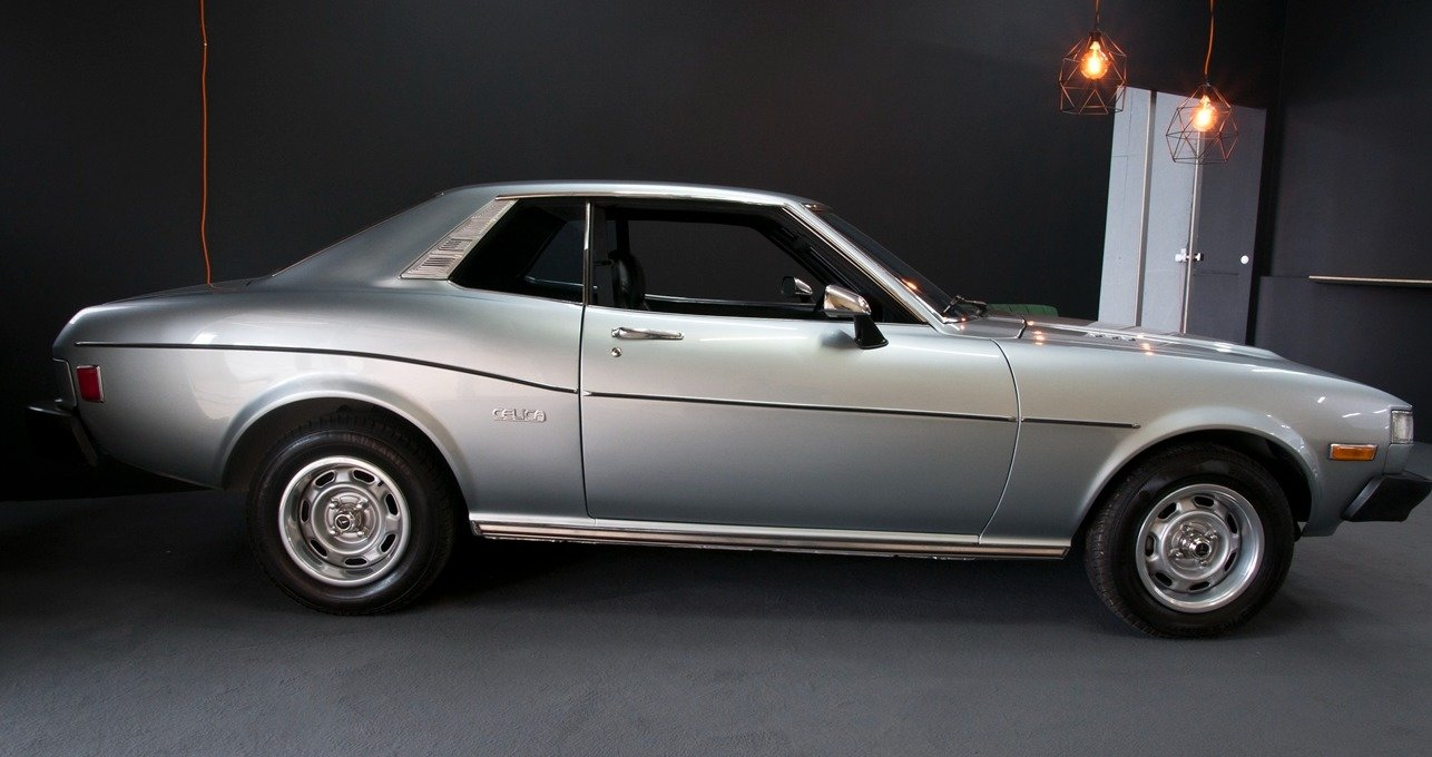 1976 Toyota Celia GT Ra24  Restored! For Sale (picture 2 of 6)