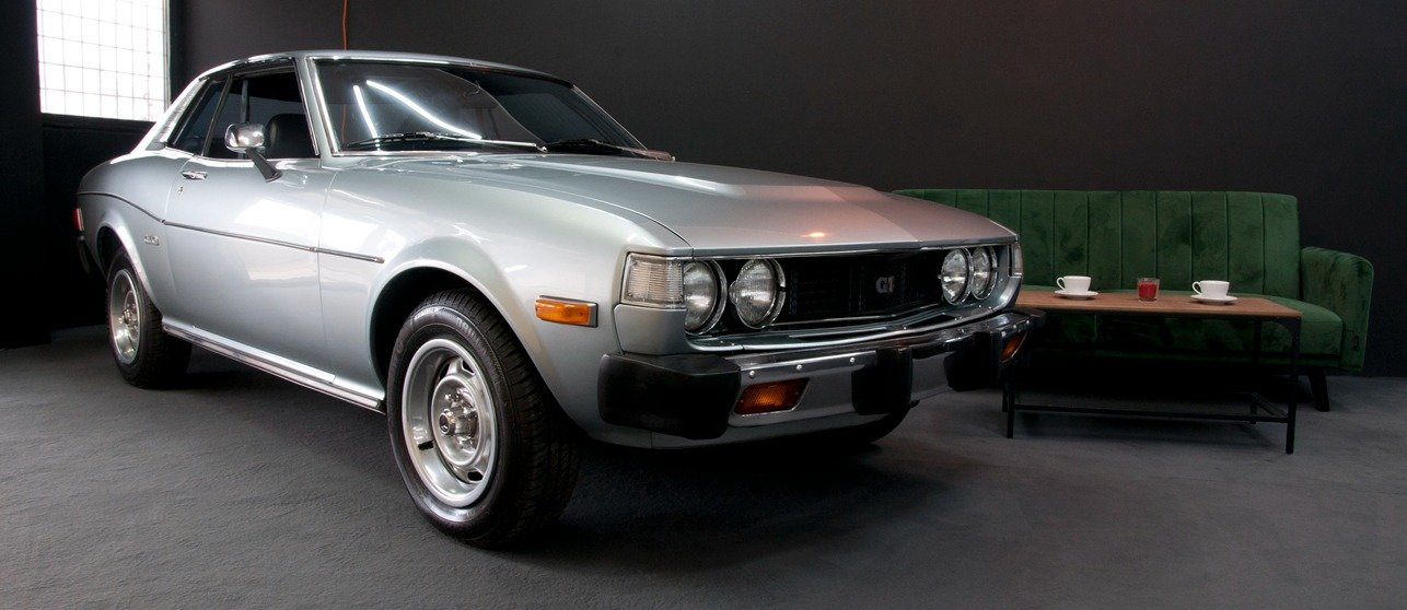 1976 Toyota Celia GT Ra24  Restored! For Sale (picture 3 of 6)