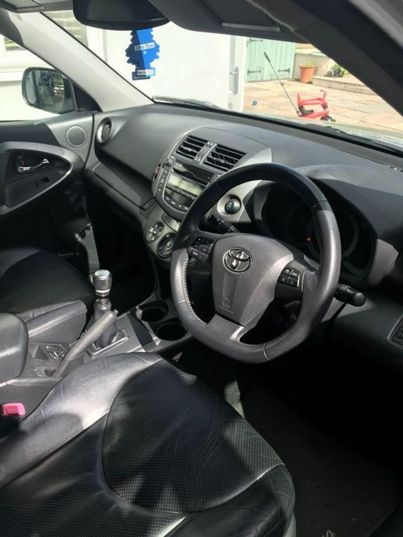 2009 2.2 D-4D XT-R 4WD 5dr For Sale (picture 4 of 6)