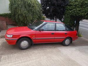 1991 Toyota corolla 1300 hatchback