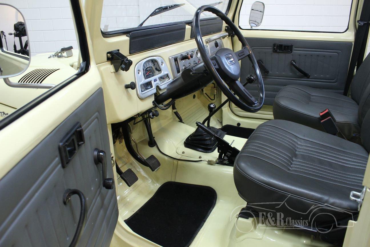 Toyota Landcruiser FJ40 1983 restored For Sale (picture 6 of 6)