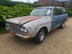 1962 Toyota Crown Estate- updated