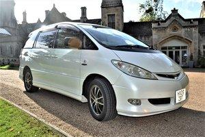 2005 Toyota Estima Self-Charging Petrol/Hybrid 2.4 Automatic