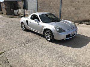 2002 Toyota mr2 roadster