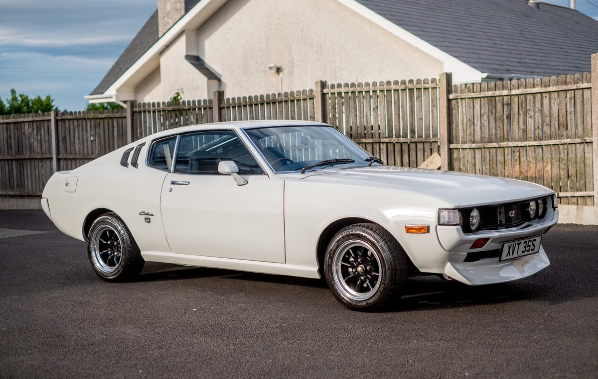 1978 Toyota celica ra28 st 2000 For Sale (picture 1 of 6)
