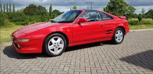 1997 Toyota Mr2, One previous owner