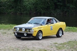 1973 Toyota Celica 1600 GT / TA22 For Sale by Auction